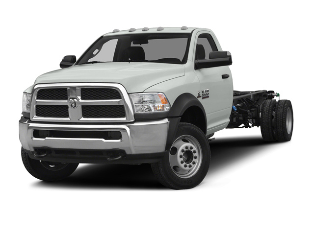 2016 Ram 5500 Chassis  Cab Chassis