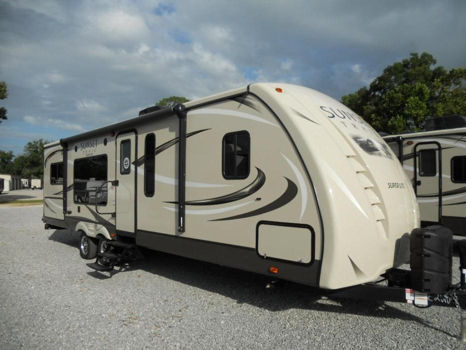 2017 Crossroads Sunset Trail Super Lite ST300RK