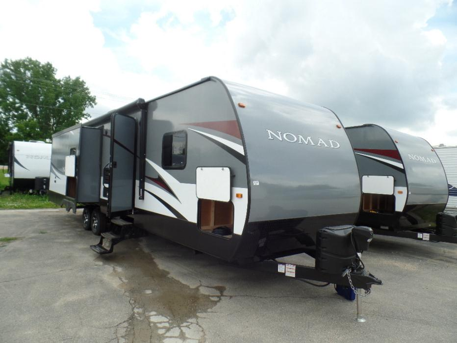 Skyline Nomad Rvs For Sale In Wisconsin