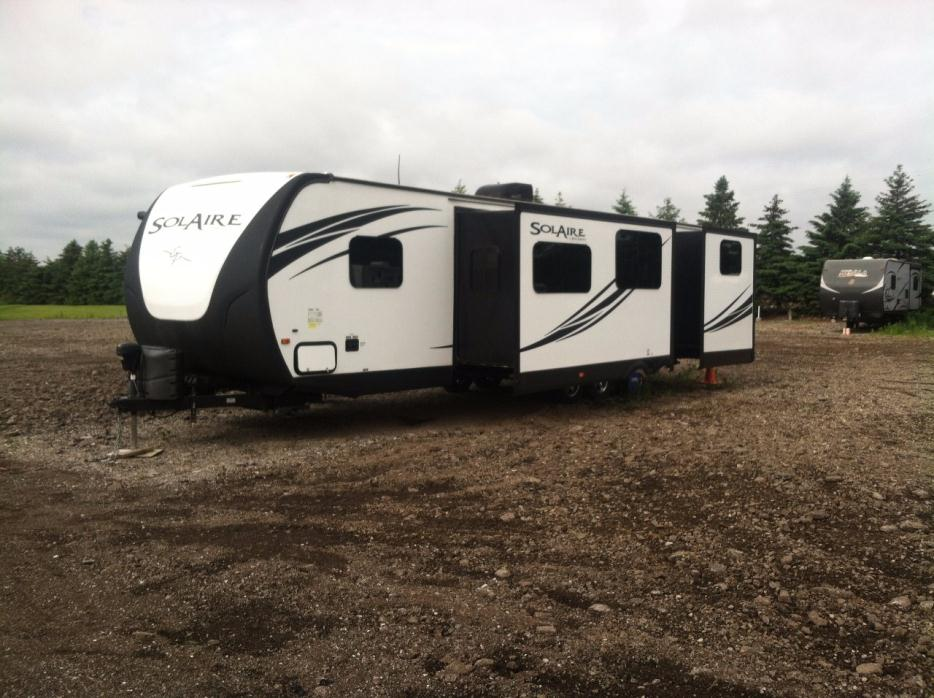 Palomino Solaire Eclipse 317bhsk Rvs For Sale