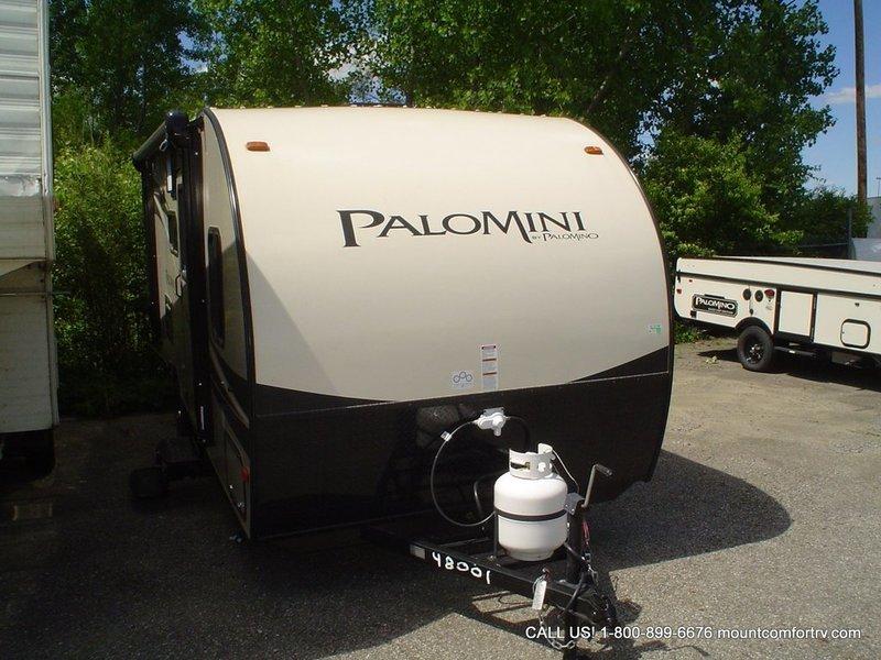 2017 Palomino Palomini 177BH