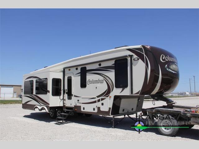 2014 Palomino Columbus F320RS