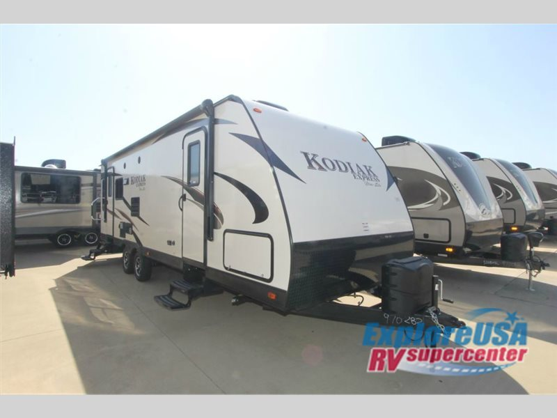2017 Dutchmen Rv Kodiak Express 264RLSL