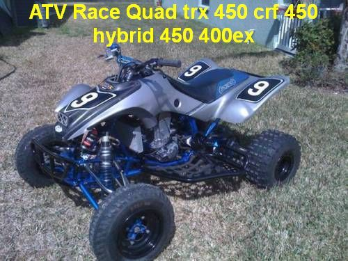 400ex Front Bumpers Motorcycles for sale