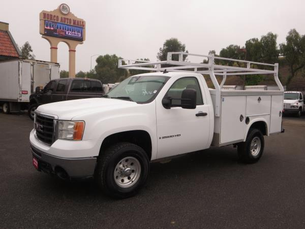 2008 Gmc C2500 Contractor Truck