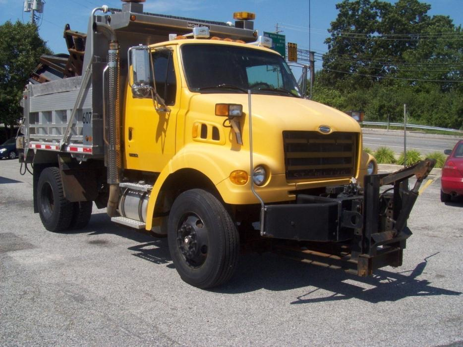 2003 Sterling Truck Dump Truck