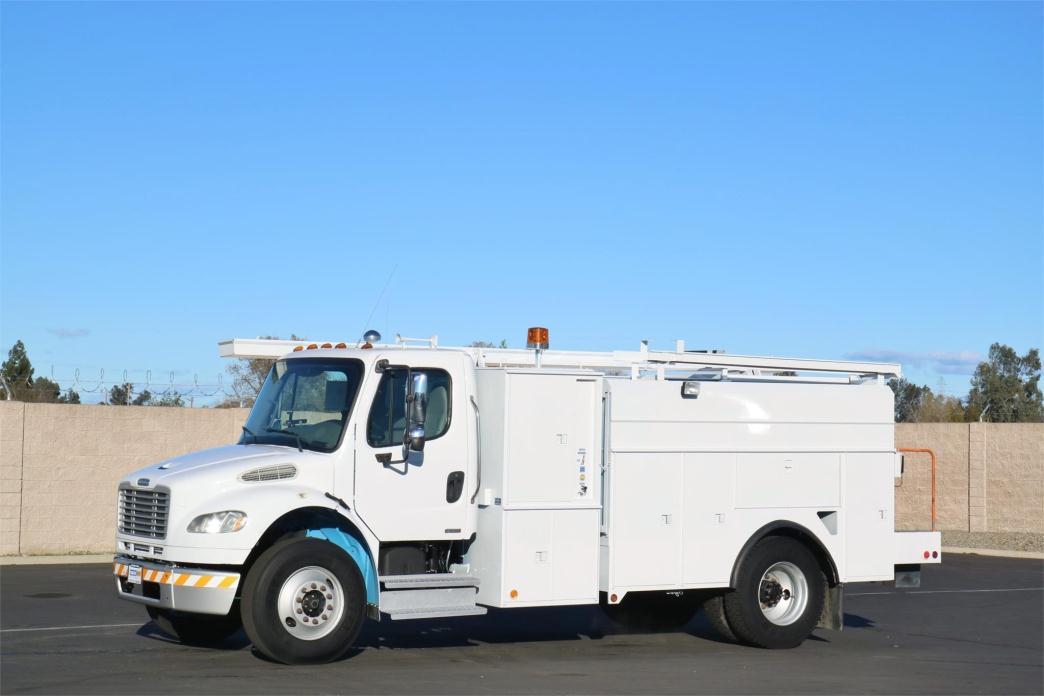 Utility Truck for sale in Sacramento, California