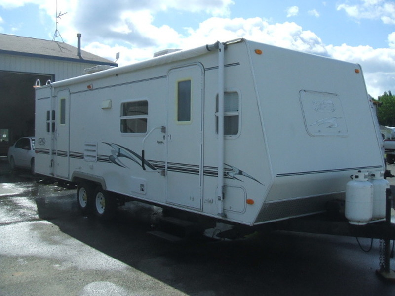 2003 R-Vision TRAIL BAY 27DS