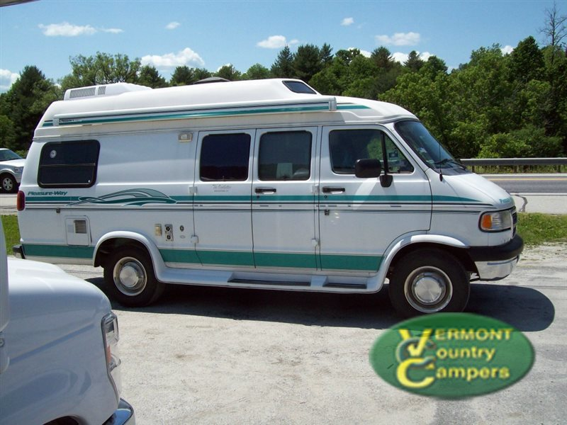 1996 Pleasure-Way Pleasure Way Van