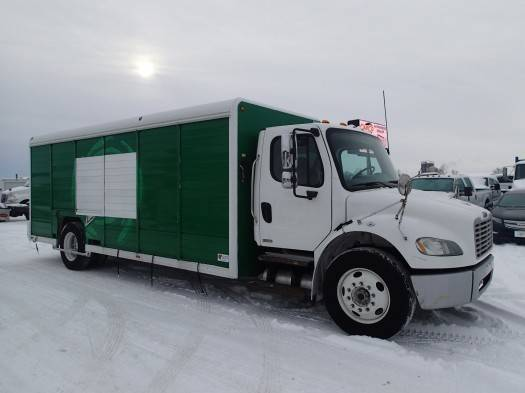 2007 Freightliner M2 Mickey Load Bear Grizzly Beverage Truck