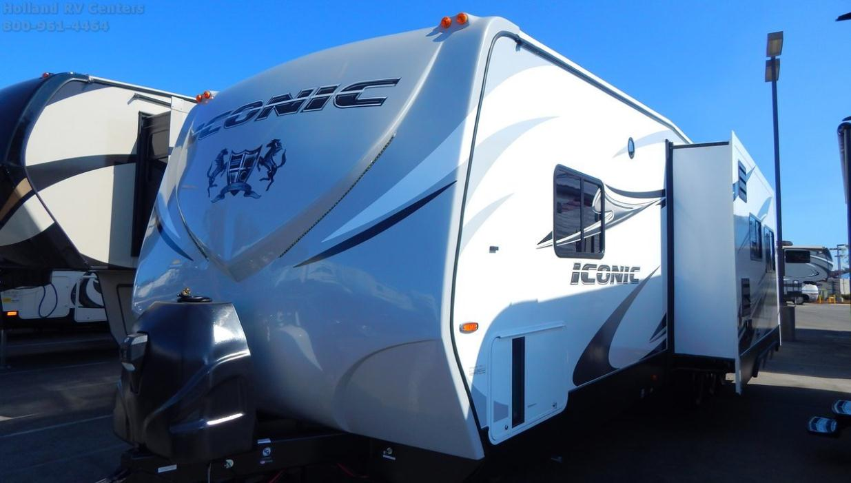 2017 Eclipse Recreational Vehicles Iconic