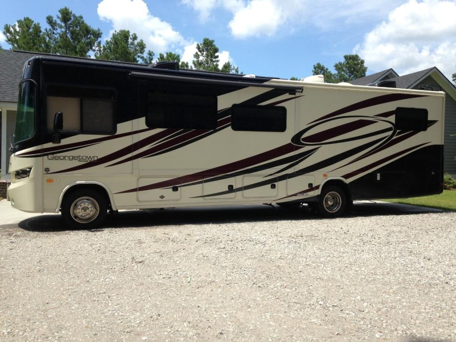 Forest River Georgetown 351bh Rvs For Sale