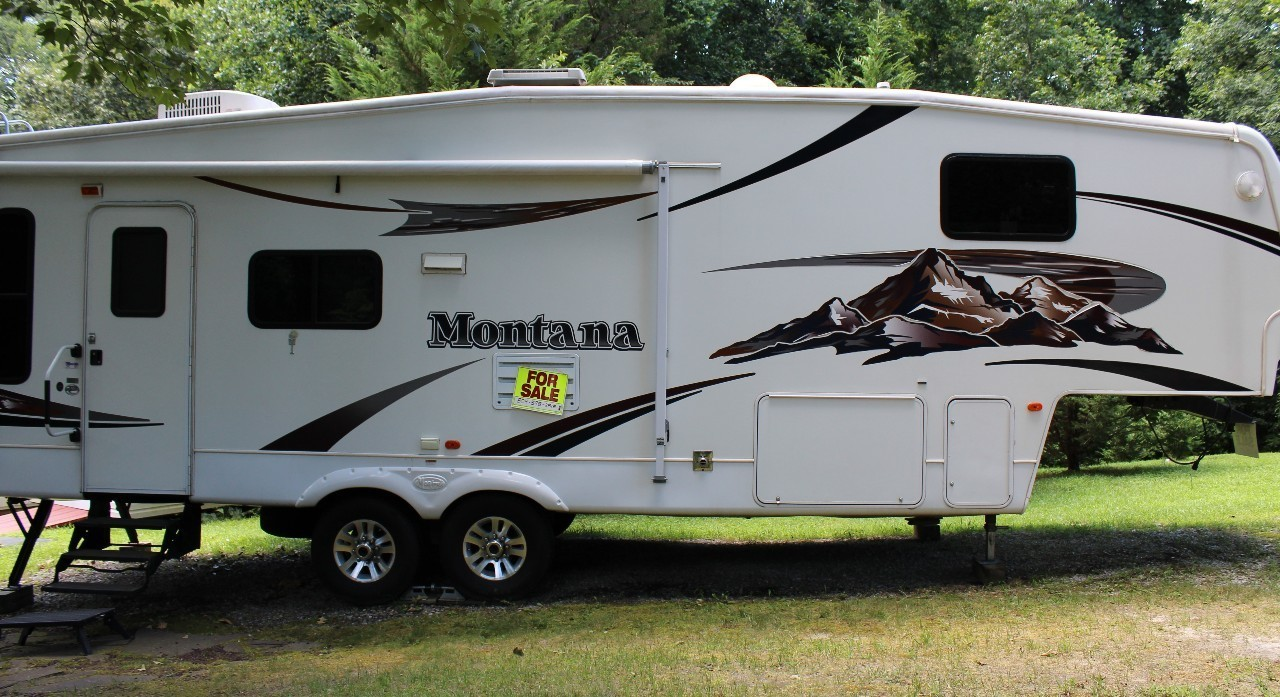 2007 Keystone Montana 2955RL