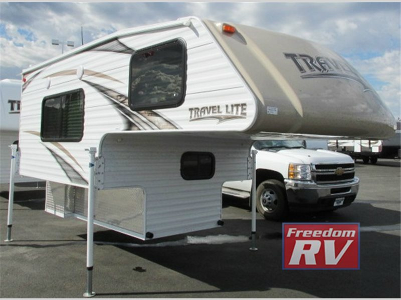2017 Travel Lite Truck Campers 800X Series