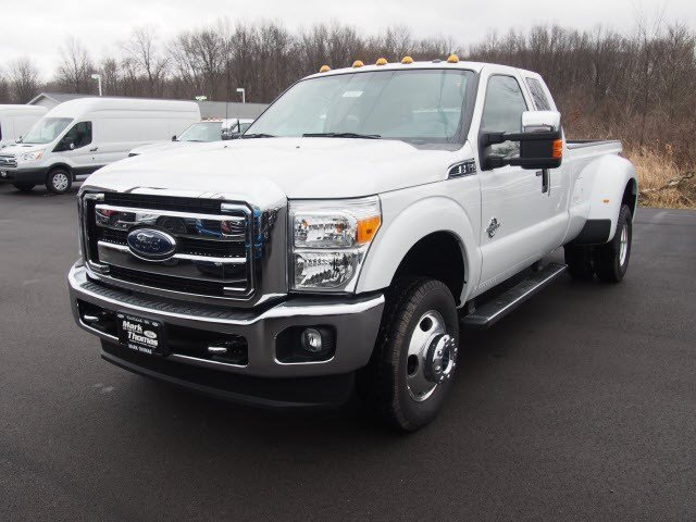 2016 Ford F350  Extended Cab