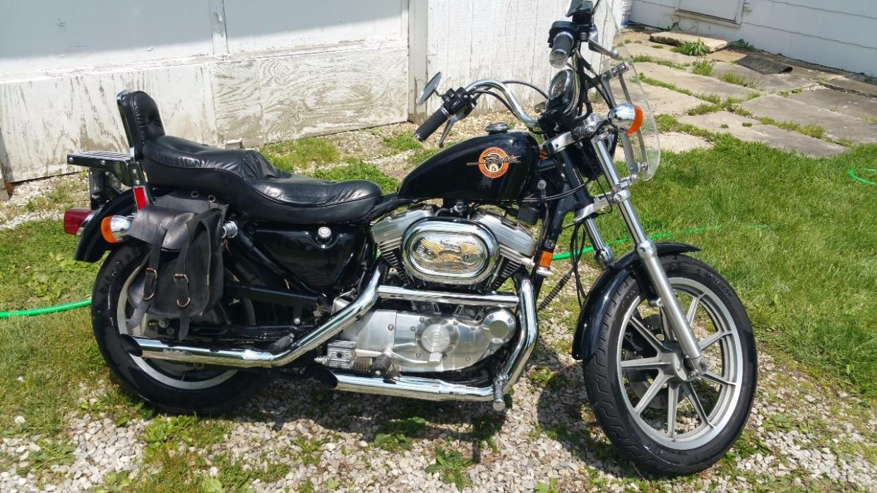 1988 Harley-Davidson SPORTSTER 883/1200