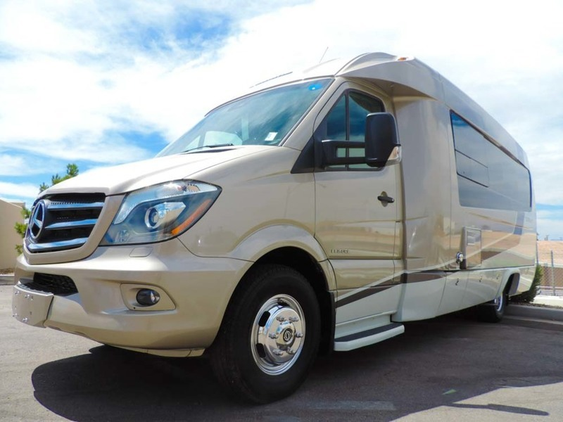 2016 Leisure Travel Vans Serenity
