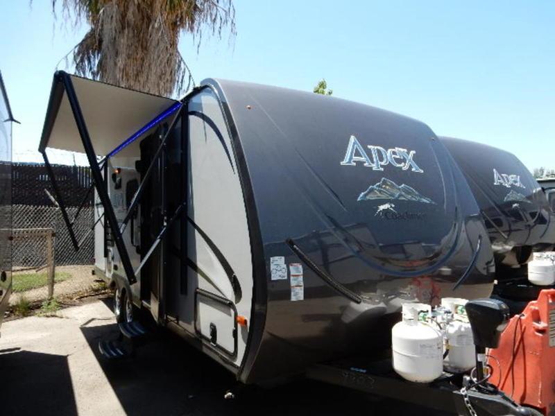 Coachmen Apex Nano 215rbk Rvs For Sale In California