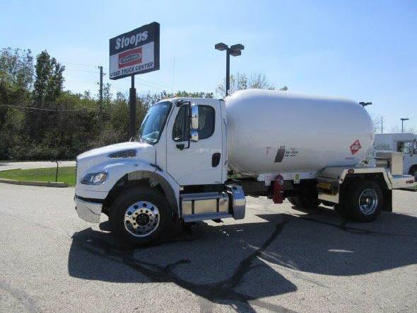 2016 Freightliner M2106 Tanker Truck