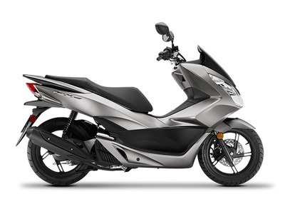 2016 Honda Pcx150 Steel Grey