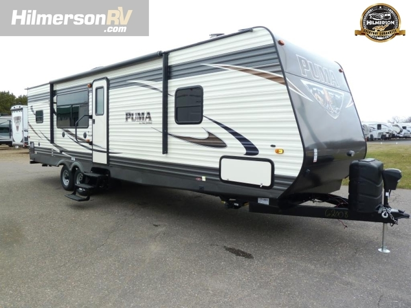 2017 Palomino Puma Travel Trailer 30 RKSS