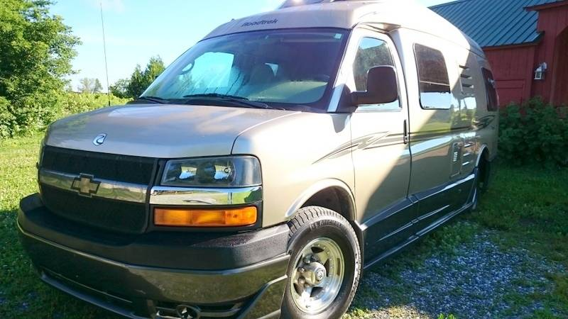 2008 Roadtrek 210 - Popular