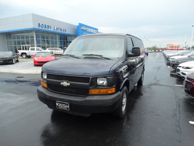 2010 Chevrolet Express Van G2500hd Passenger Van