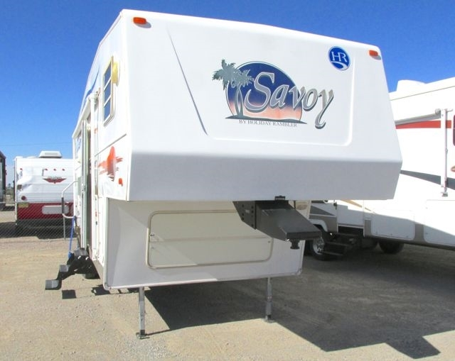 2005 Holiday Rambler SAVOY 29bhs