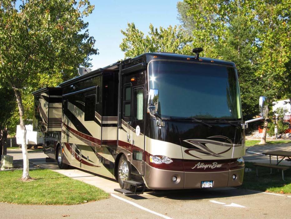 2012 Tiffin Motorhomes Allegro Bus 40QXP