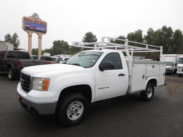 2007 Gmc C2500 Utility Truck - Service Truck