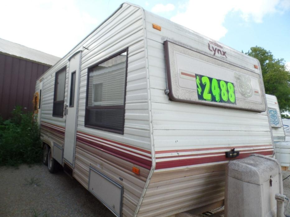 Fleetwood Prowler Lynx 29 Rvs For Sale