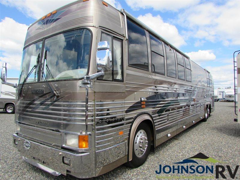 Country coach prevost prevost rvs for sale in washington for Prevost motor coach sales