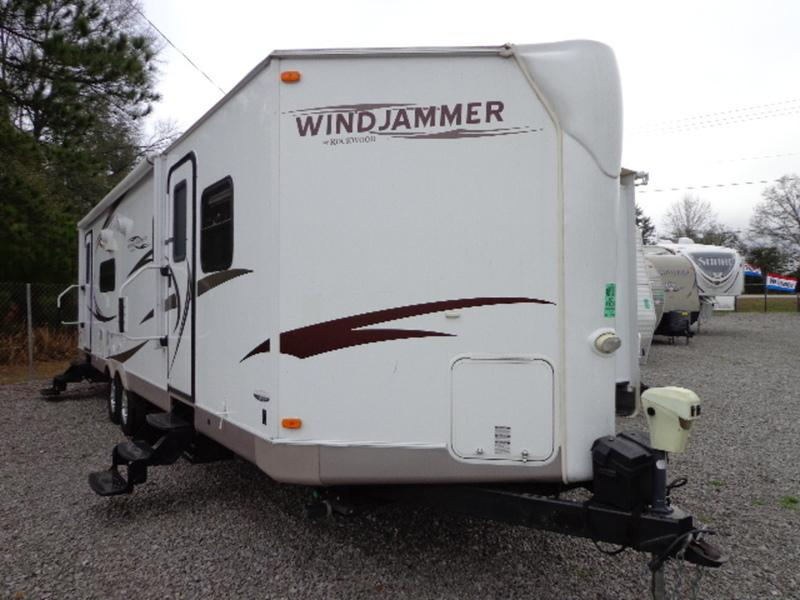 2011 Rockwood WINDJAMMER 3001W/RENT TO OWN/NO CREDIT C
