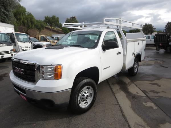 2013 Gmc C2500 4x4 Utility Truck - Service Truck