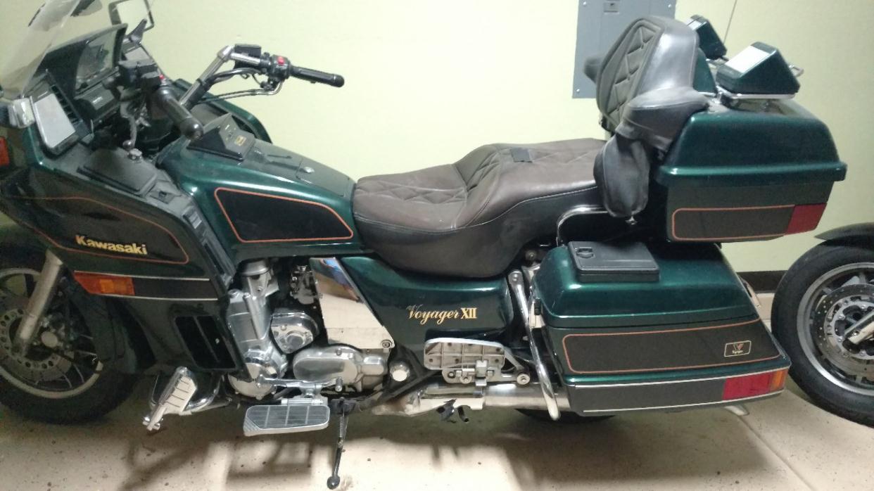 1998 Kawasaki Voyager XII 1200