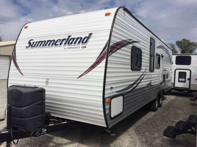 2014 Keystone Summerland 2600