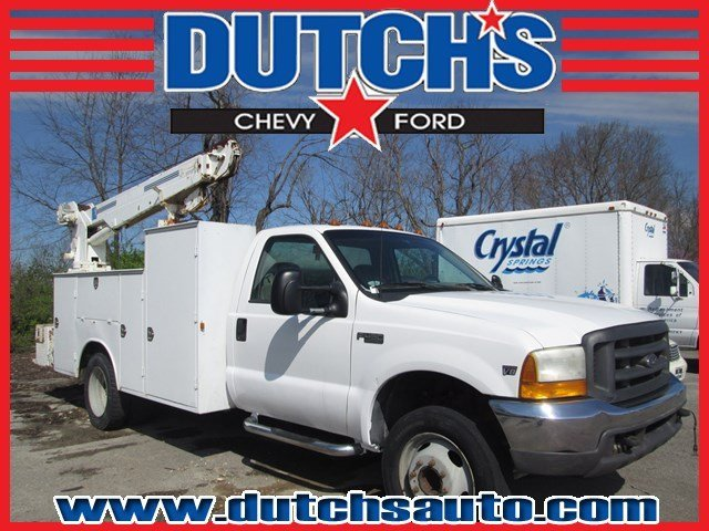 1999 Ford F450  Cab Chassis