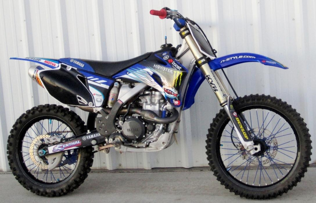 Yamaha yz450f motorcycles for sale in south dakota for Yamaha yz450f for sale