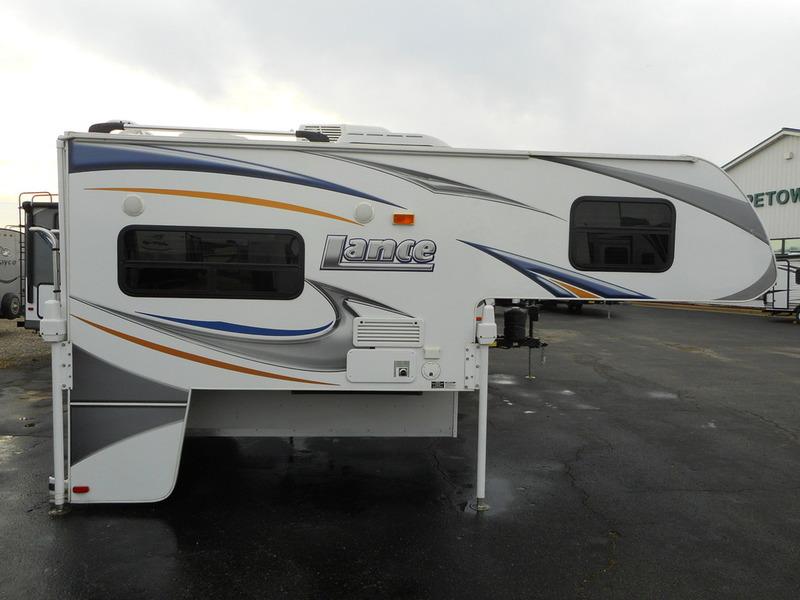 Lance 855 RVs for sale
