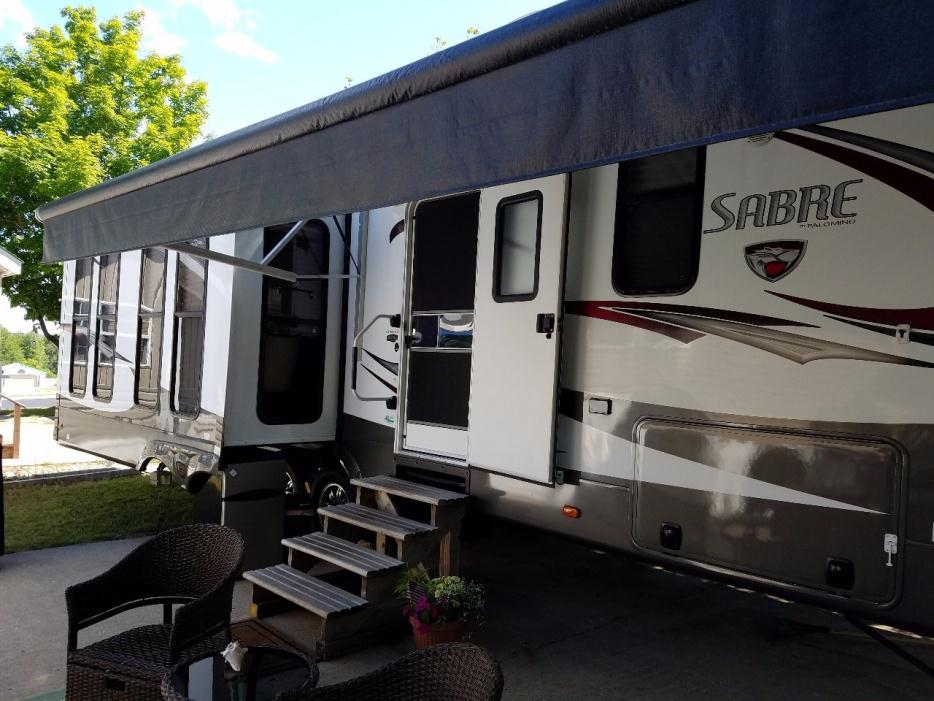 2013 Sabre Fifth Wheel Rvs For Sale