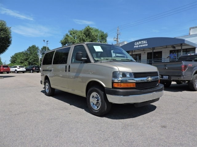 2012 Chevrolet Express Van G2500hd Passenger Van
