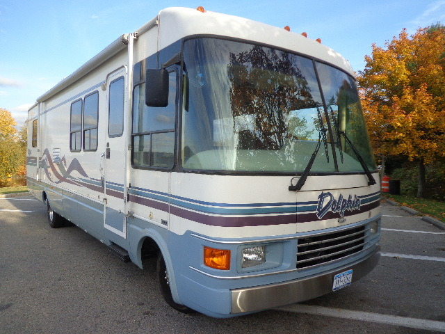 1996 National Rv Dolphin M-533 Wide Body
