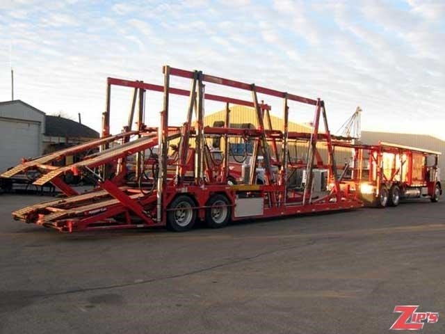 2000 Freightliner Fld120  Rollback Tow Truck