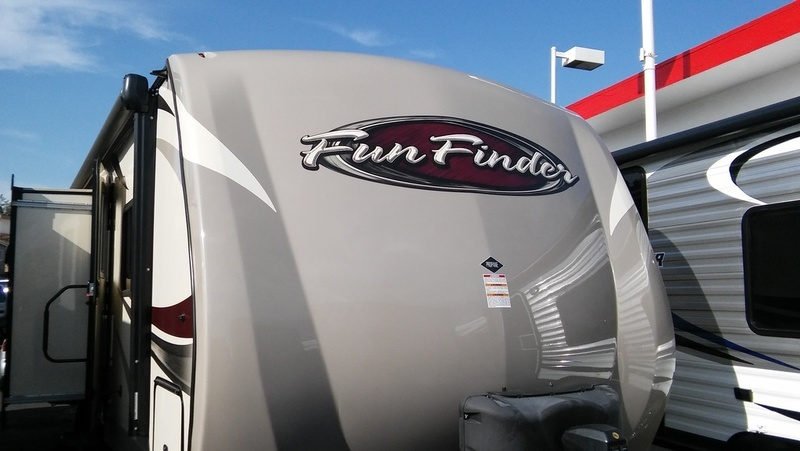 2016 Cruiser Rv Fun Finder F-266KIRB