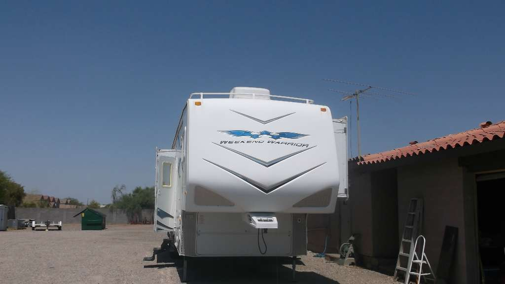 2008 Weekend Warrior 4005FTL