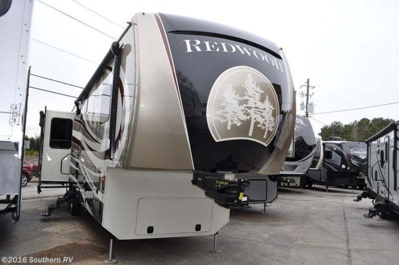 2015 Redwood Rv Redwood RW38GK