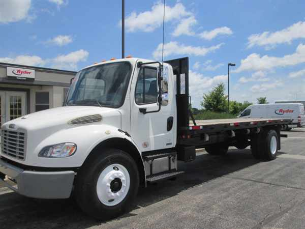 2011 Freightliner M2 106 Flatbed Truck