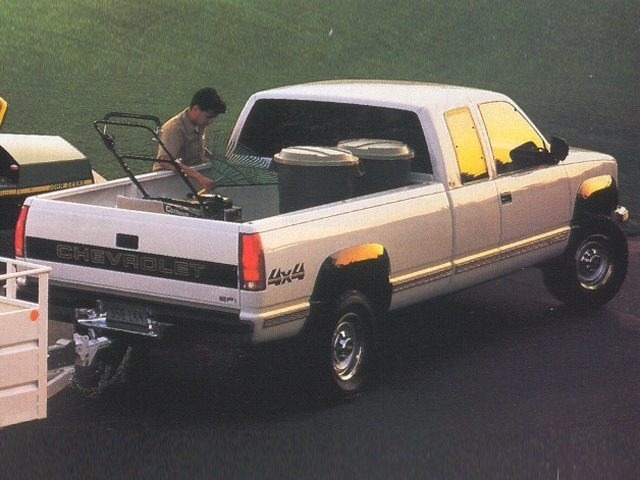 1995 Chevrolet C3500 Extended Cab