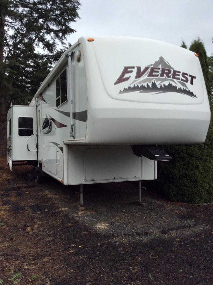 2005 Keystone Everest 323K