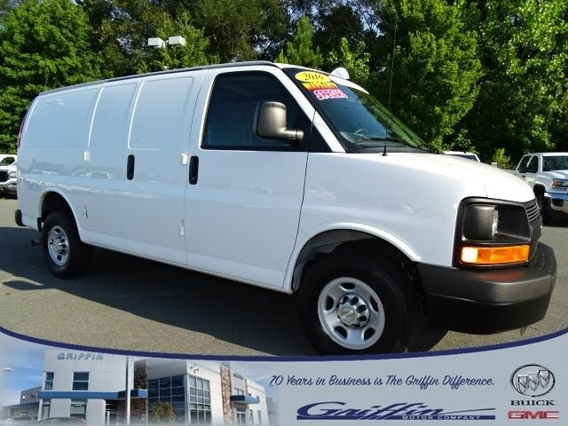 2016 Chevrolet Express Van G2500hd Cargo Van